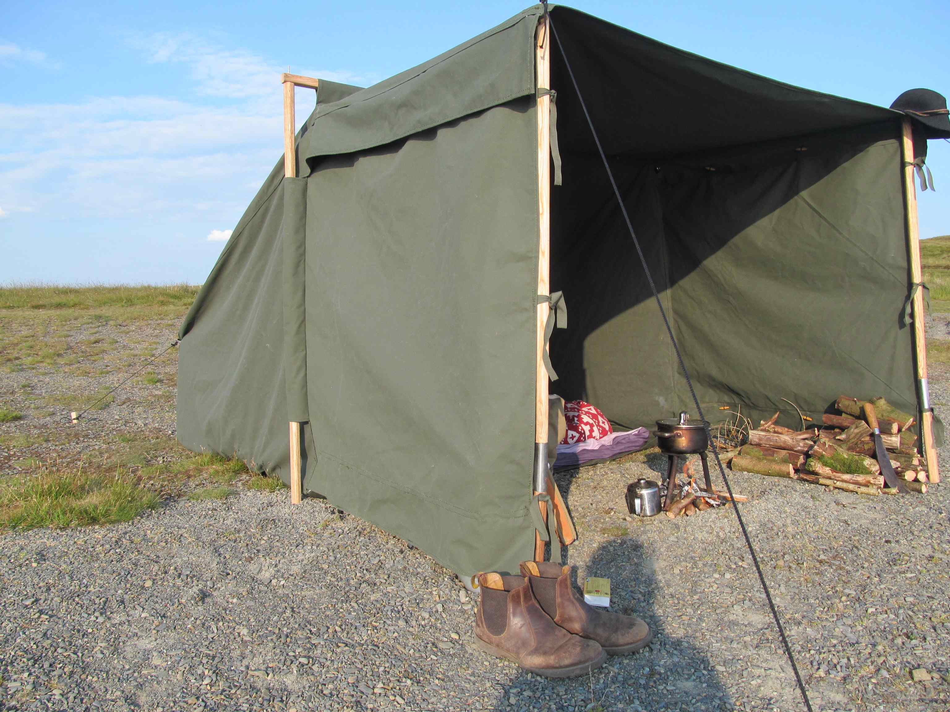 79 Best Baker S Tent Images On Shelter Survival