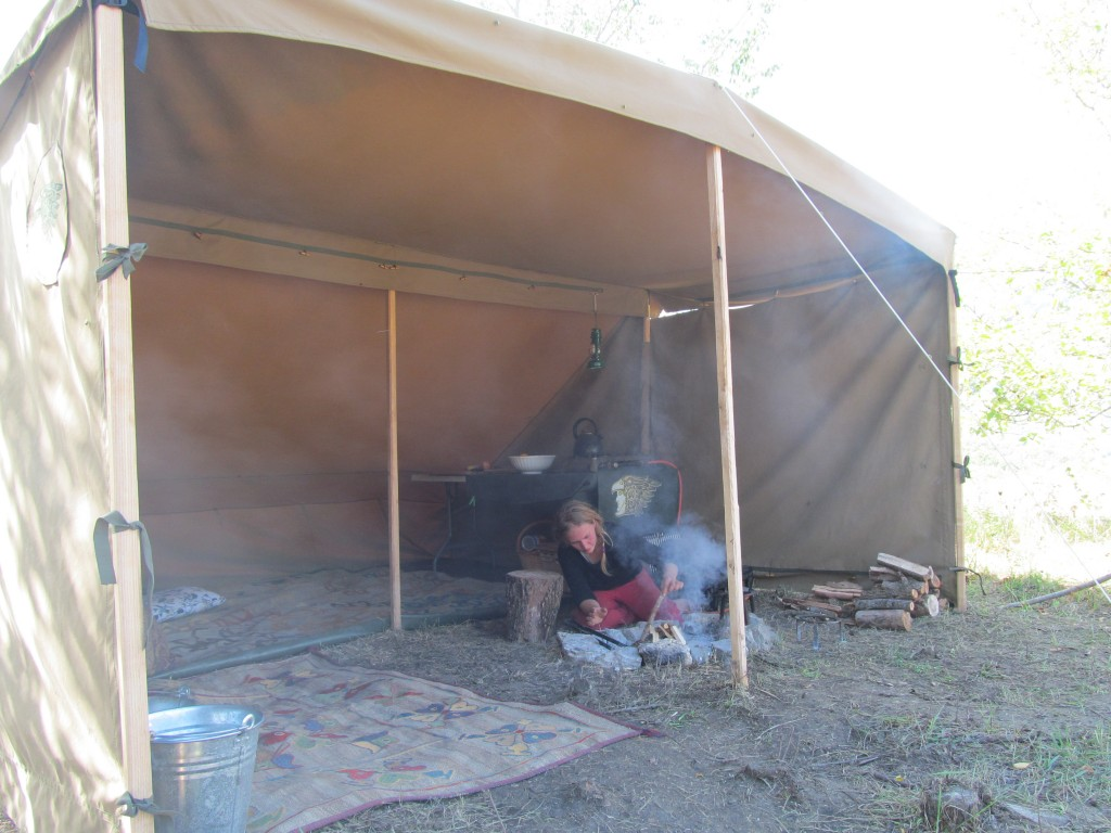 Large Baker Tent